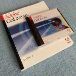 Adobe GoLive manuaru cd