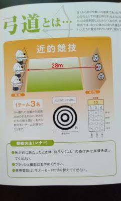弓道観戦ガイドマナー