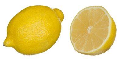 1個と半分のレモン